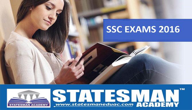Staesman Academy - SSC Coaching institute in Chandigarh