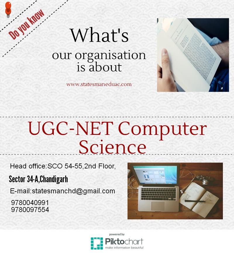 Ugc Net Computer Science Book