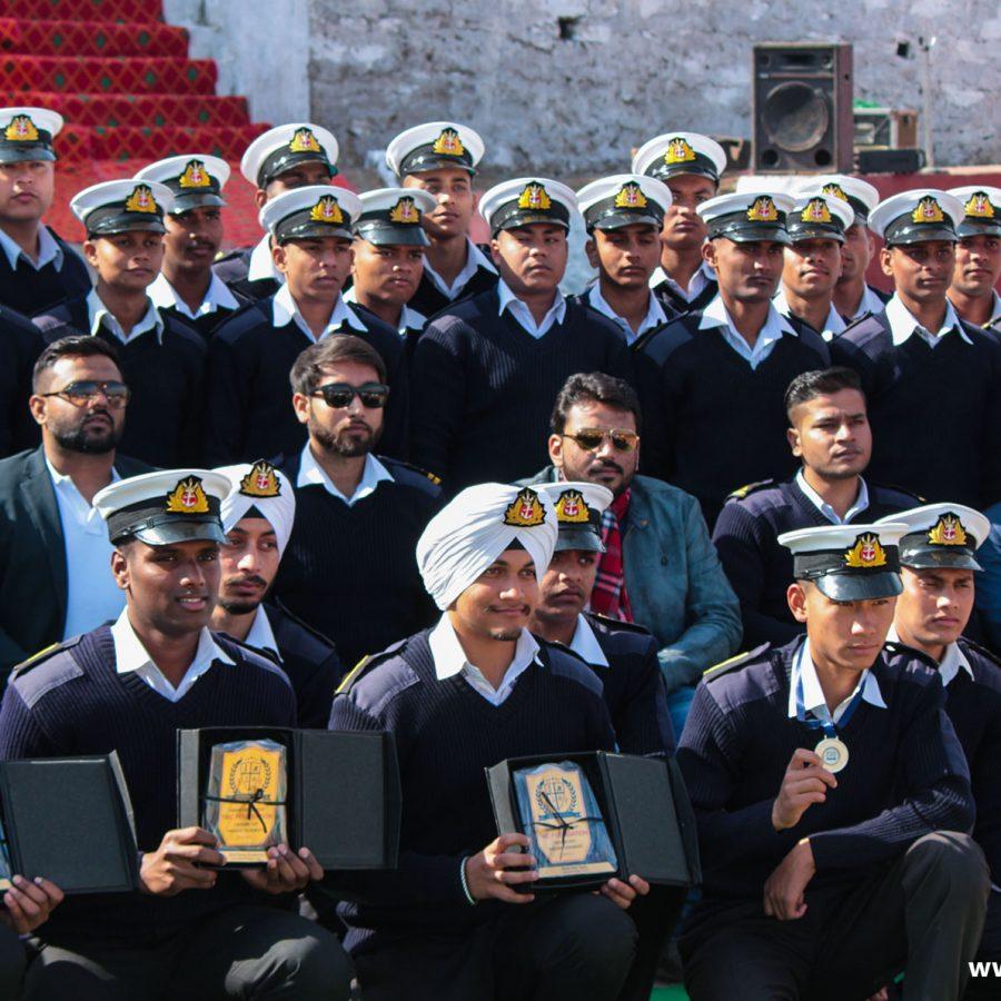 merchant navy college